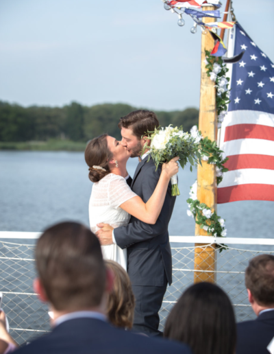 Ceremony on the Chester River Packet
